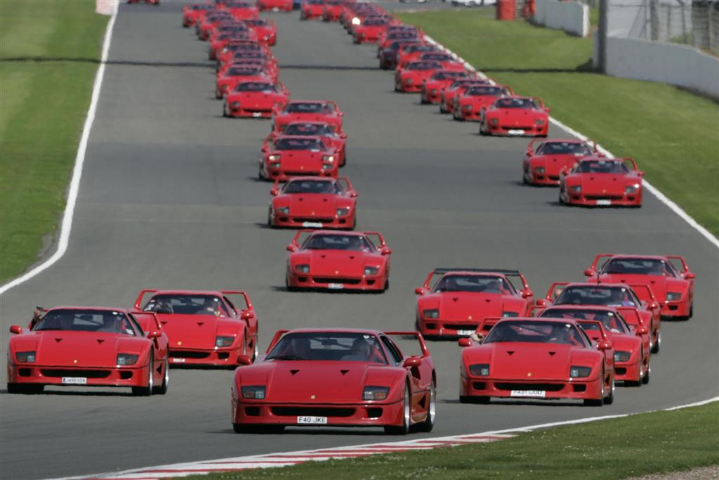 Auction Results And Sales Data For 1987 Ferrari F40