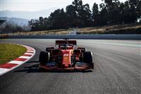2019 Ferrari Formula 1 Season