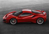 2018 Ferrari 488 Pista image.