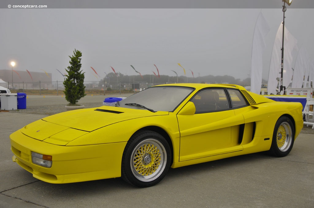 Auction Results and Sales Data for 1987 Gemballa Testarossa