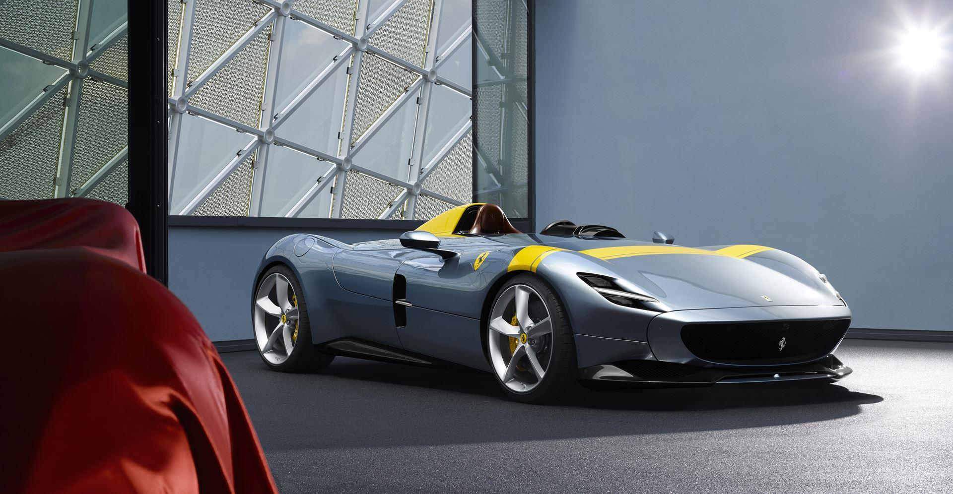 2018 Ferrari Monza Sp1 News And Information Research And