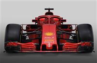 2018 Ferrari Formula 1 Season