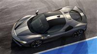 Popular 2021 Ferrari SF90 Stradale Wallpaper