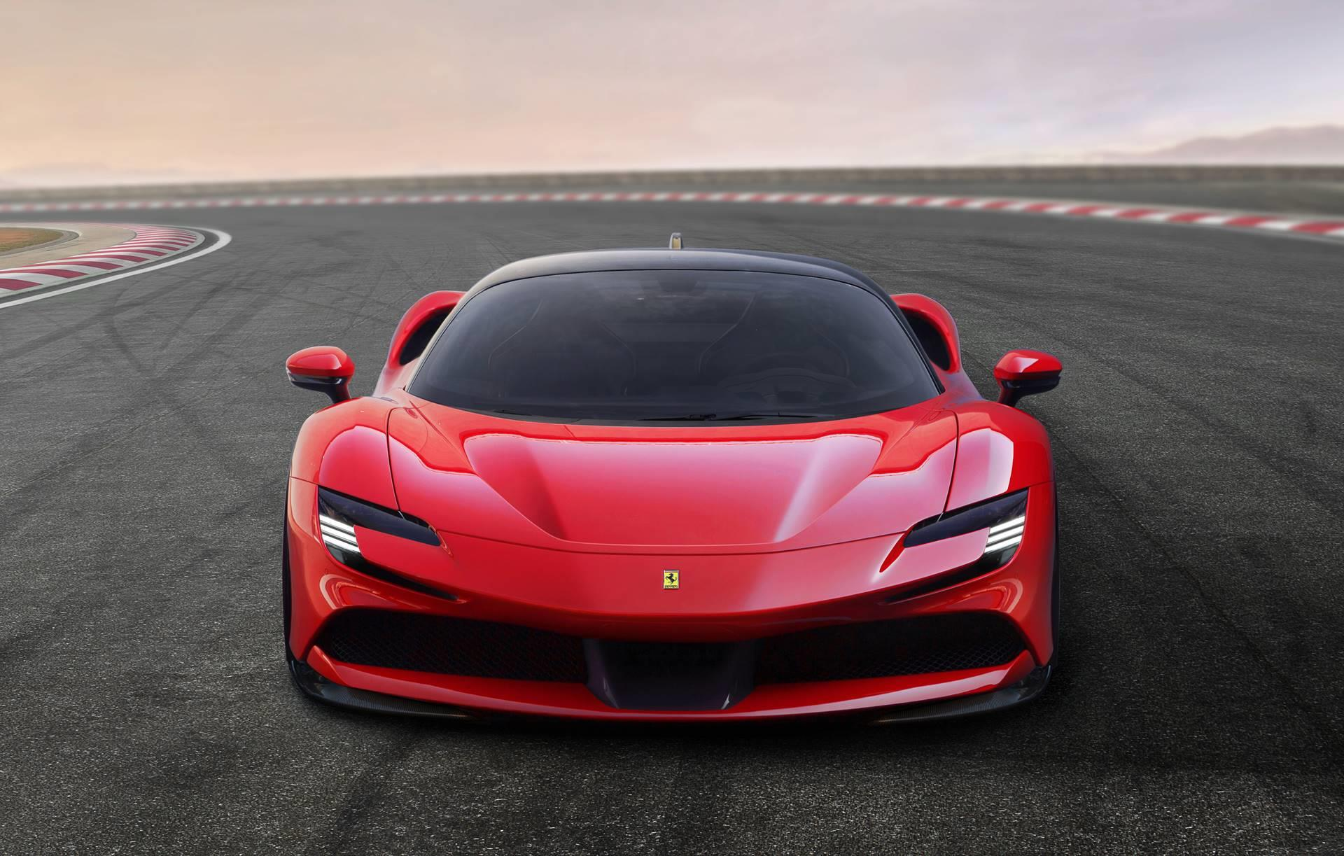 2019 Ferrari SF90 Stradale Wallpaper and Image Gallery