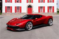 Popular 2018 Ferrari SP38 Wallpaper