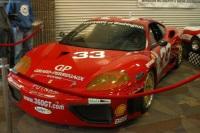 2001 Ferrari 360 Mondena GT image.