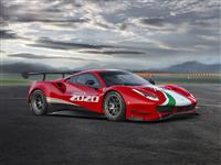 Image of the 488 GT3 Evo
