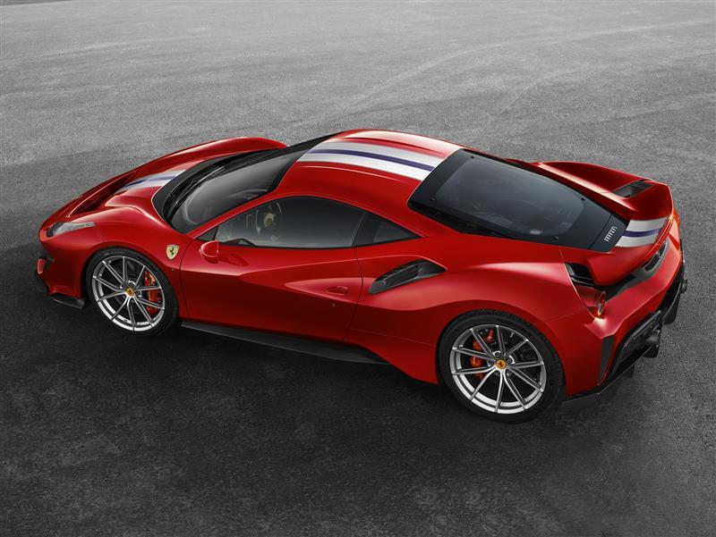 2018 Ferrari 488 Pista Images Conceptcarz Com