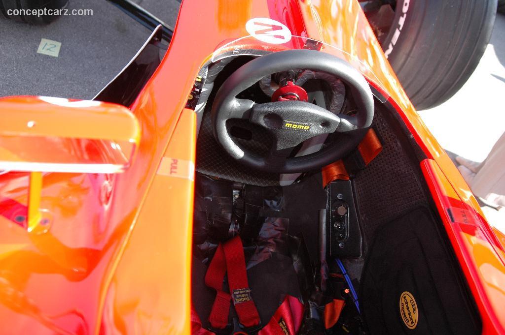 2003 Ferrari F2003-GA thumbnail image