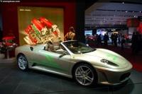 2008 Ferrari 430 Bio Fuel Concept image.