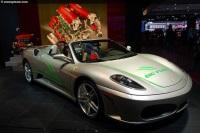 Ferrari 430 Bio Fuel Concept Concept Information