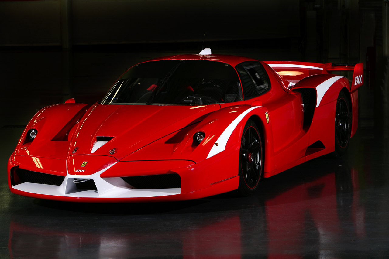 2007 Ferrari FXX Evoluzione