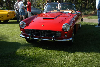Chassis information for Ferrari 250 GT