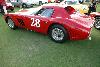 Chassis information for Ferrari 250 GTO