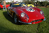 Chassis information for Ferrari 275 GTB Competition