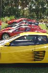 Chassis information for Ferrari Testarossa
