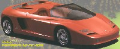 1989 Ferrari Mythos Concept image.