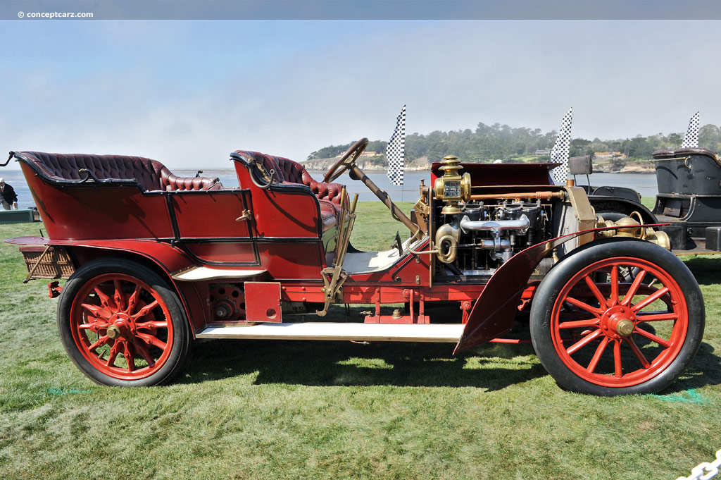 1905 Fiat 60 HP Image. Chassis number 3003. Photo 18 of 18