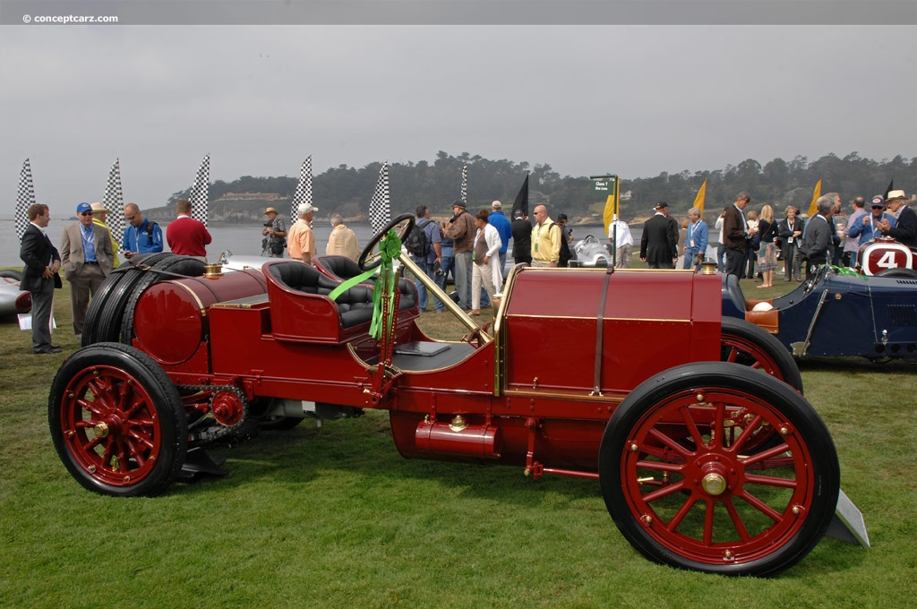 1907 Fiat 60 HP Image. Chassis number 2590. Photo 32 of 32