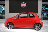 2011 Fiat 500 image.
