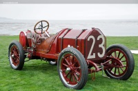 1911 Fiat S61 Grand Prix image.