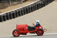 1911 Fiat S74.  Chassis number 1