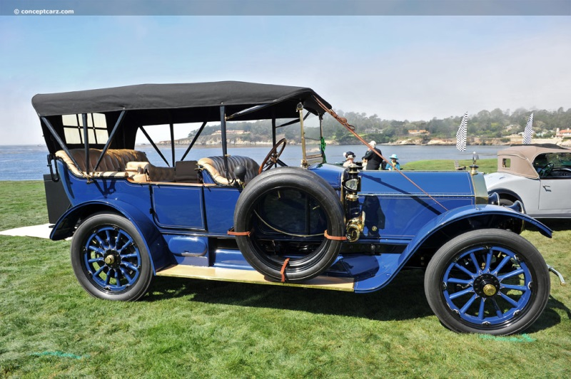 1913 Fiat Tipo 56 Image Chassis Number S1547
