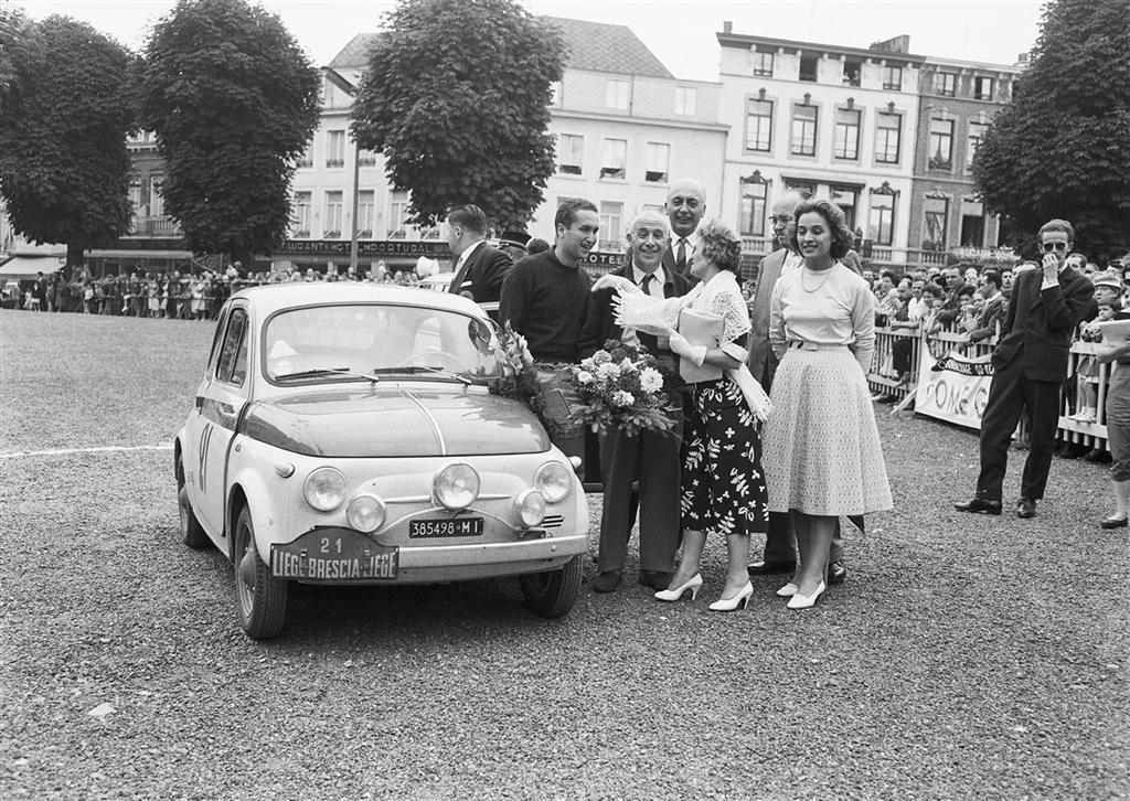 Auction Results And Sales Data For 1958 Fiat 500