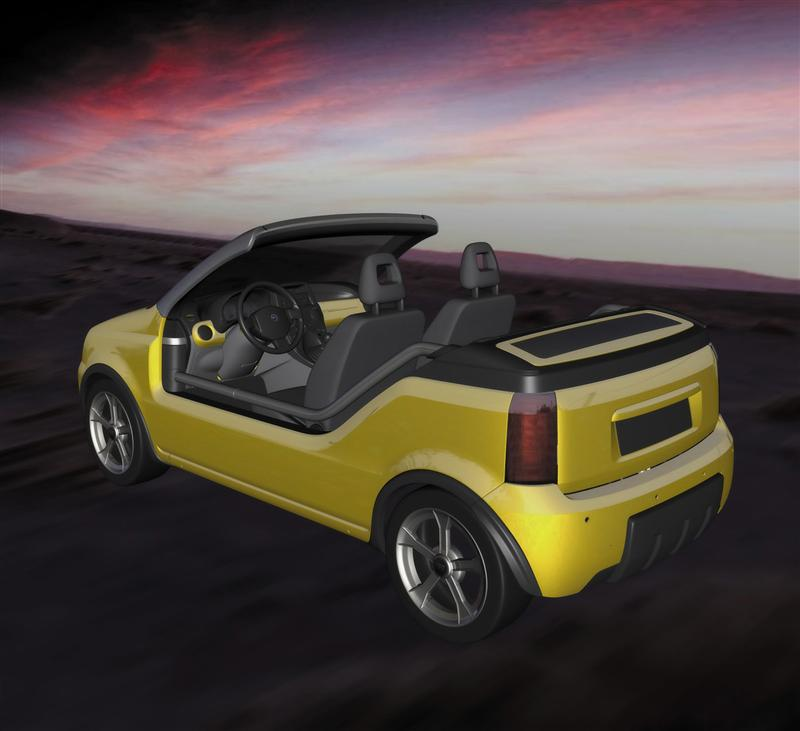 2003 Fiat Marrakech Concept Image Photo 2 Of 5
