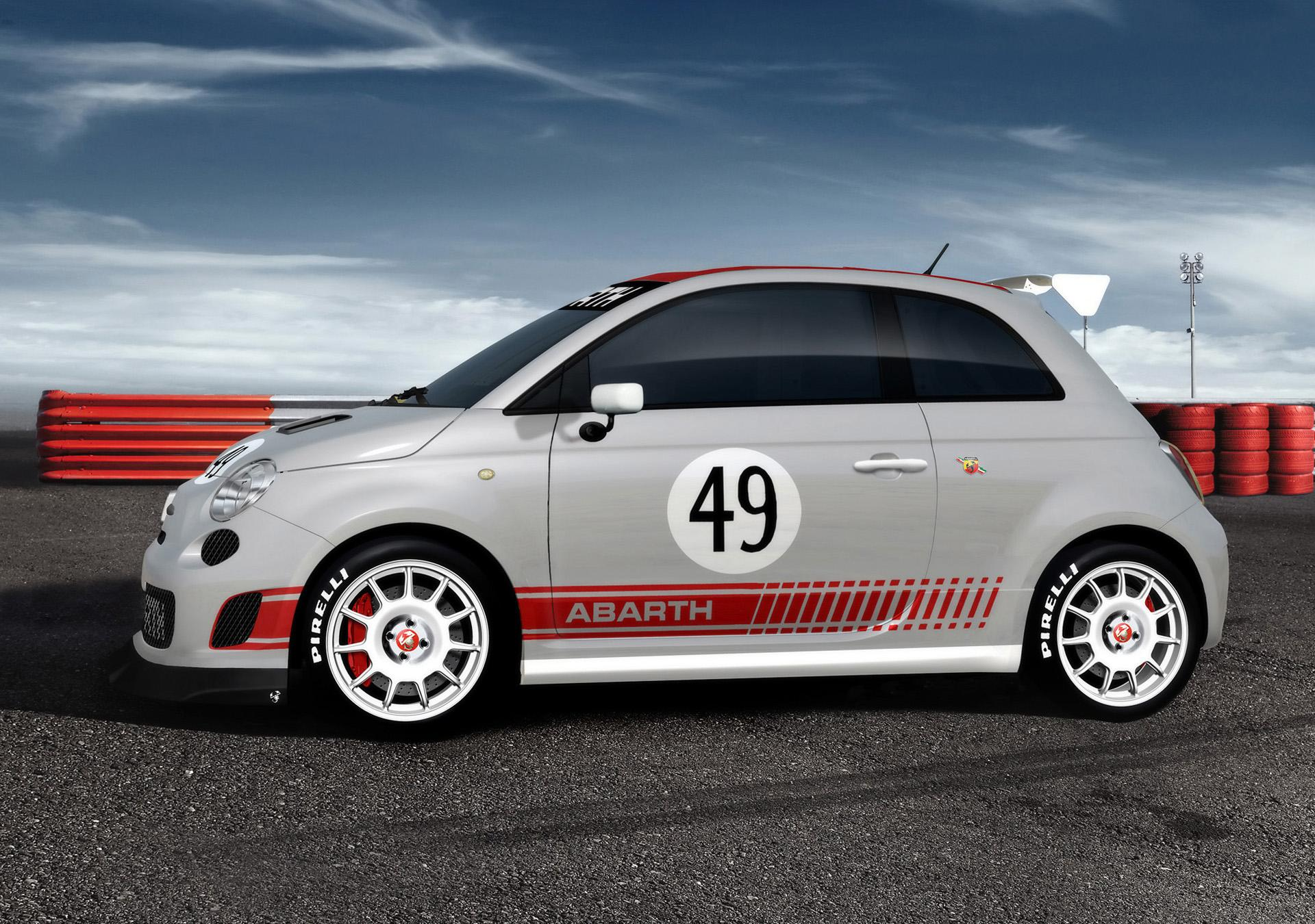2008 Abarth 500 Assetto Corse Image Https Www