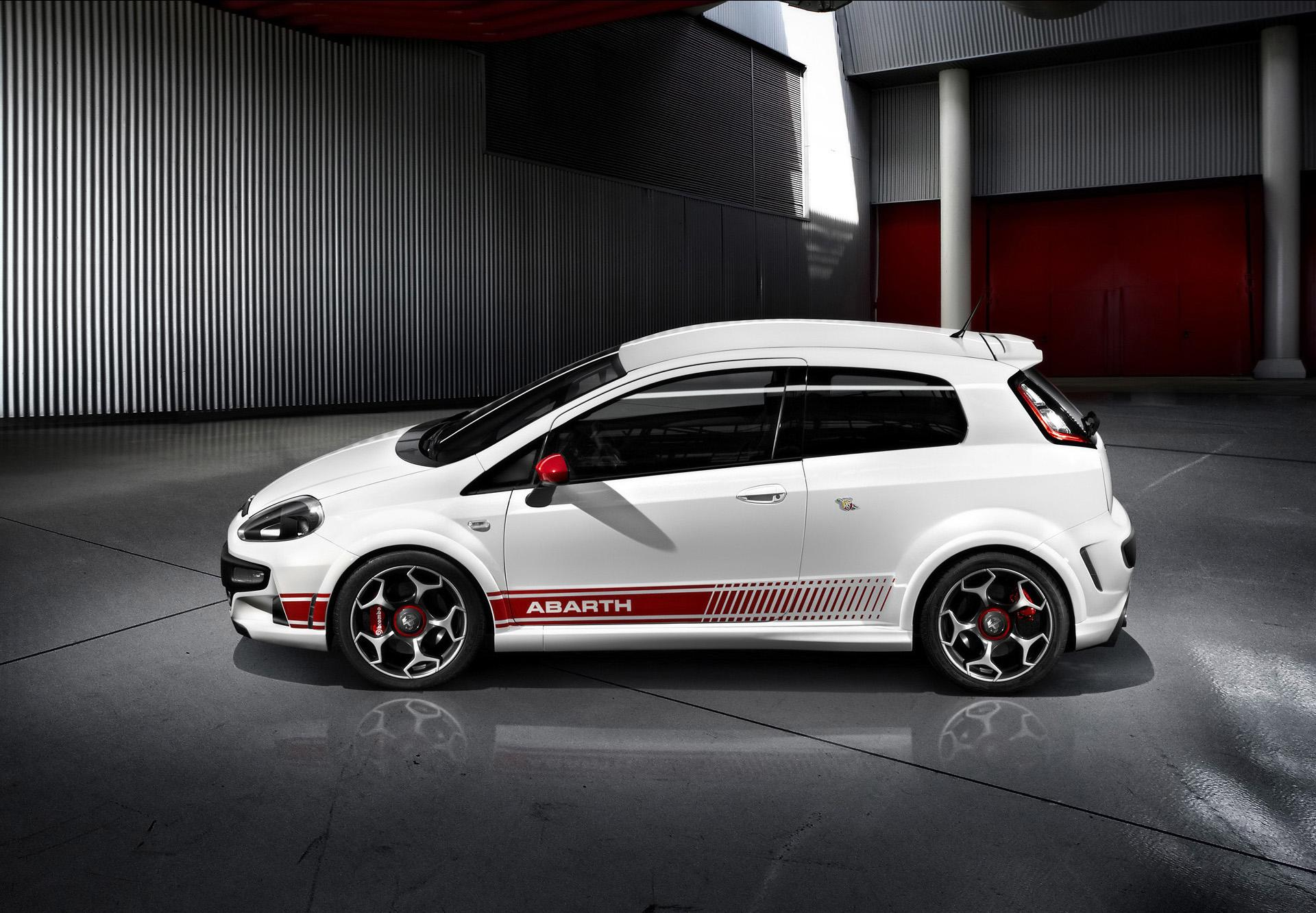 2010 abarth punto evo news and information - conceptcarz