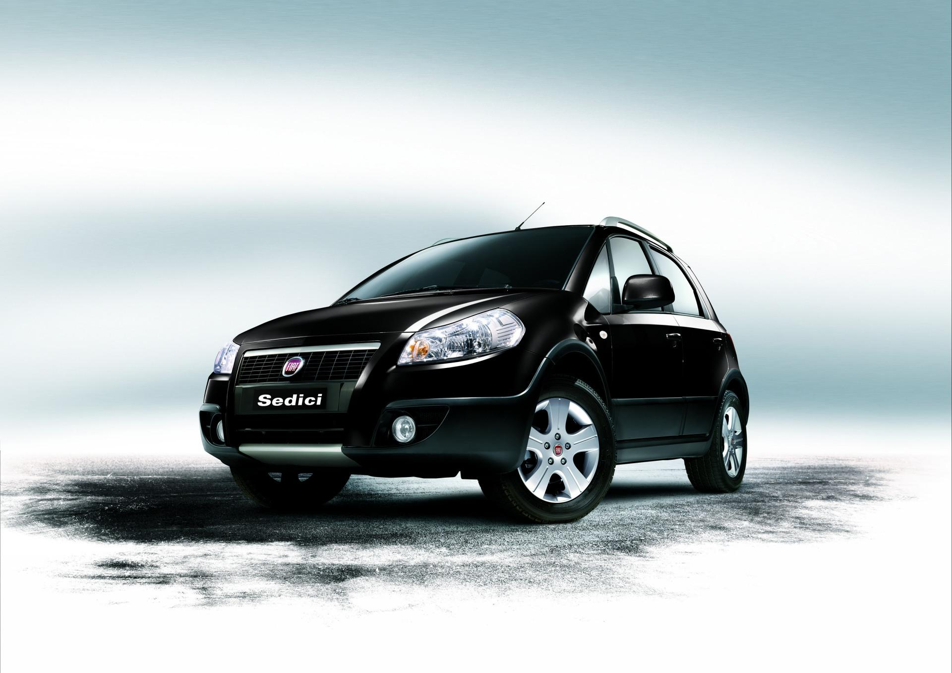 2010 Fiat Sedici News And Information Conceptcarz Com