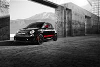 2013 Fiat 500 Abarth image.