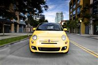 Fiat 500 Monthly Sales