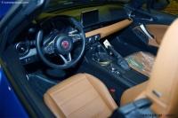 2017 Fiat 124 Spider.  Chassis number JC1NFAEK0H0101360