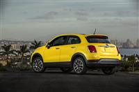 Fiat 500X Monthly Vehicle Sales