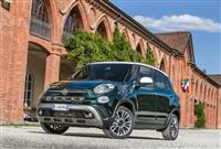 Fiat 500L Monthly Vehicle Sales