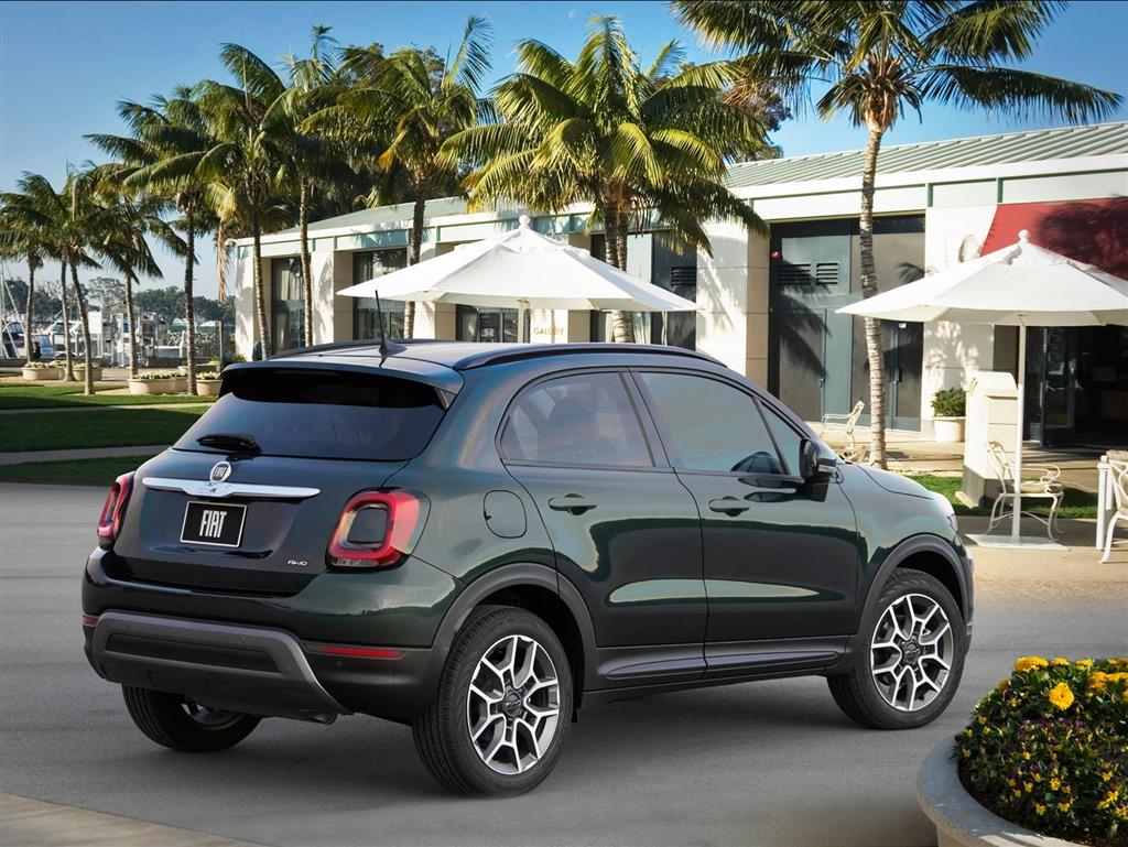 2020 Fiat 500X Sport Technical And Mechanical Specifications