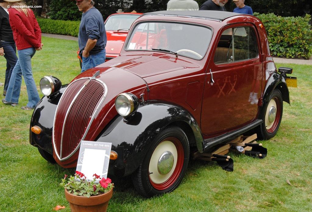 1947 Fiat 500 History Pictures Value Auction Sales