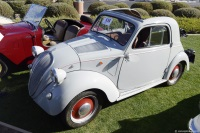 1948 Fiat 500 Topolino.  Chassis number 500B 134881