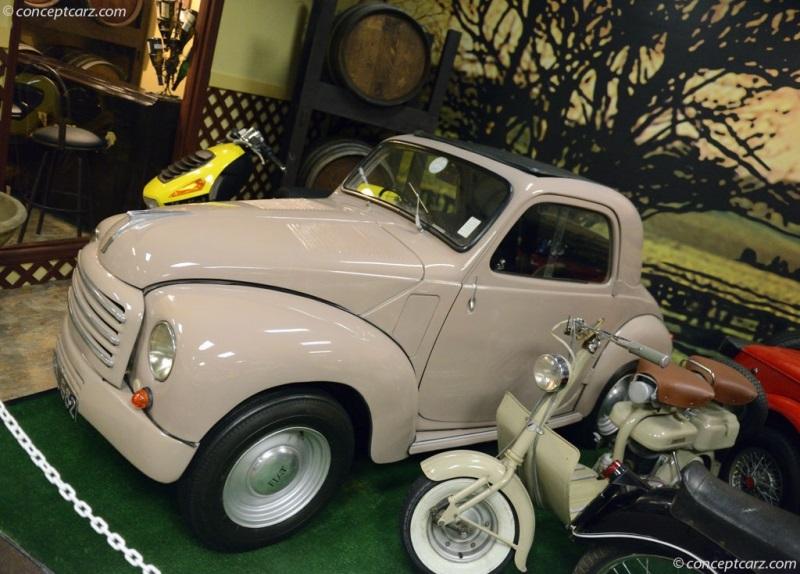 1950 Fiat 500 Topolino