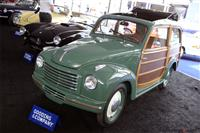 1951 Fiat 500.  Chassis number 249815