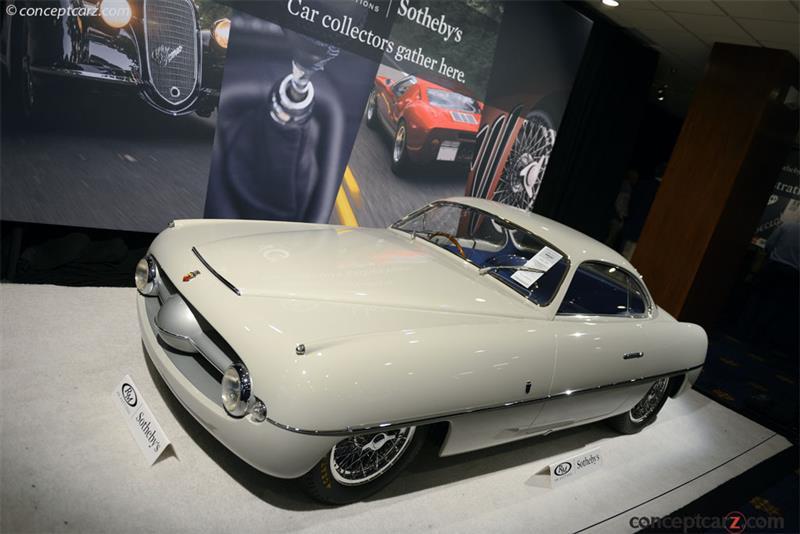 1953 Ghia 205A 1100 Sport