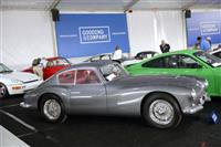 1953 Fiat 8V.  Chassis number 106.000022