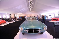 1953 Fiat 8V.  Chassis number 106 000049