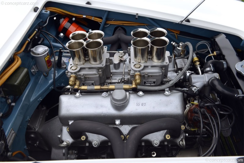 Chassis 0026 Engine 0031 1953 Fiat 8v Chassis Information