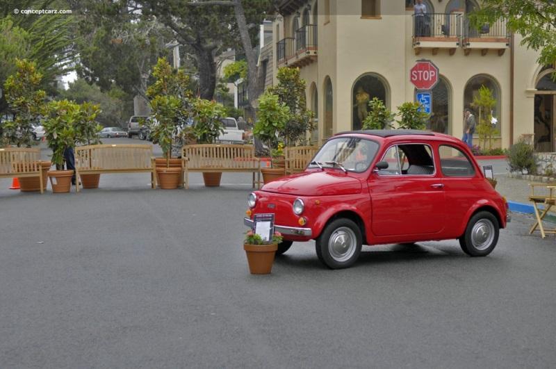 1953 Fiat 500