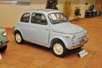 1957 Fiat 500 image.