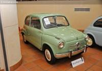 1957 Fiat 600 image.