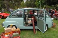 1957 Fiat 600 Multipla image.